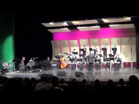 Around the Horn SHS Jazz Band March 12, 2013