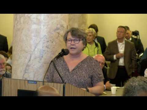 Equitable funding, teacher pay top priorities at EdBuild hearing