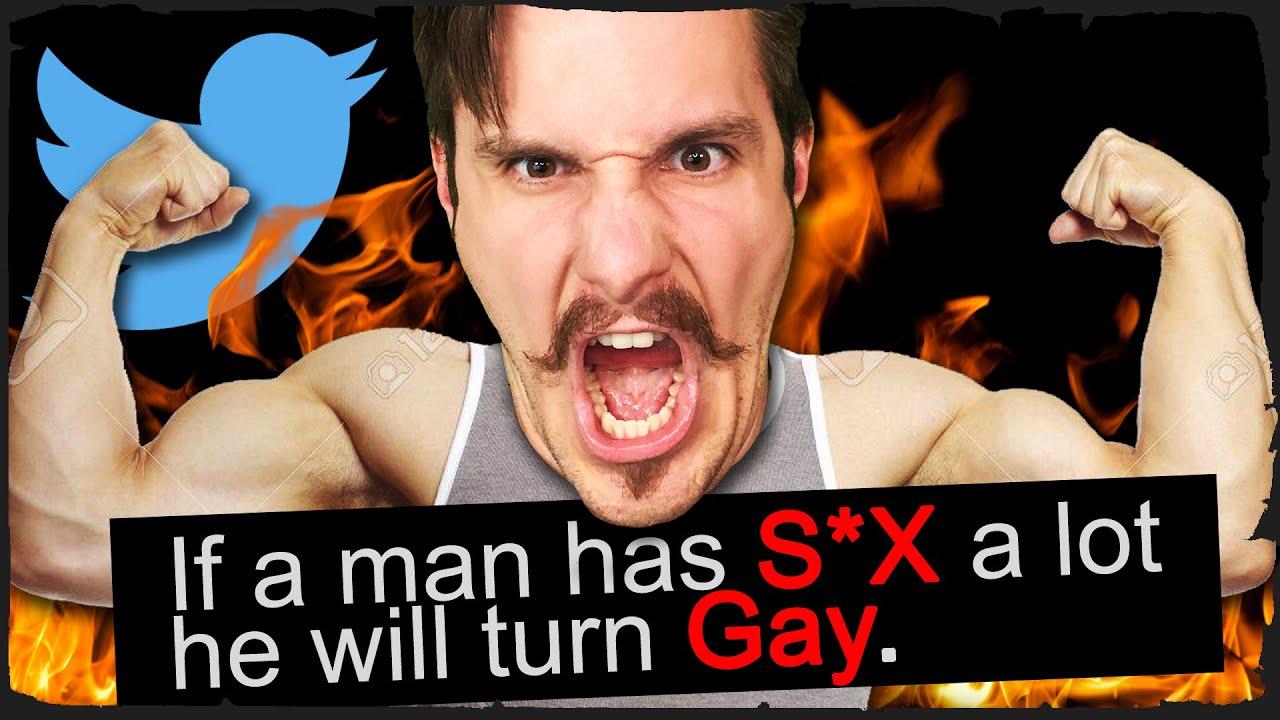 "Wild ""Alpha Male"" Tweets"