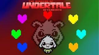 [Mikin] God of Hyperdeath v akci --- The binding of Undertale #17