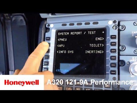 A320 131-9A Performance Option 9   Training   Honeywell