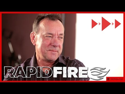 Neil Peart interview part 2: 40 years of Rush