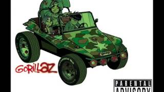 16 Gorillaz - Clint Eastwood Ed Case Remix Sweetie-Irie refix edit