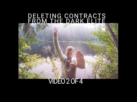 DELETING CONTRACTS FROM DARK ELITE / VIDEO 2/4