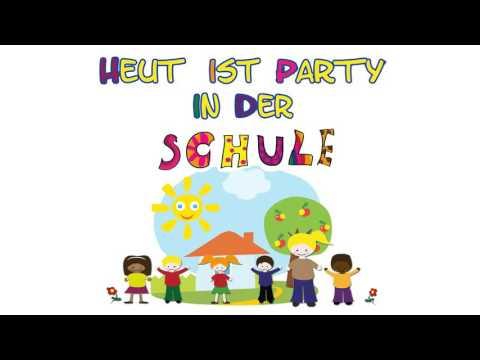 Heut ist Party in der Schule - Andrea Jung und die Hasenkinder