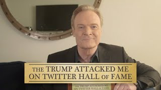 Lawrence O'Donnell Joins The 'Trump Attacked Me On Twitter' Hall Of Fame