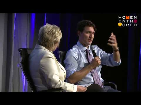 Justin Trudeau: A Conversation with Prime Minister Justin Trudeau