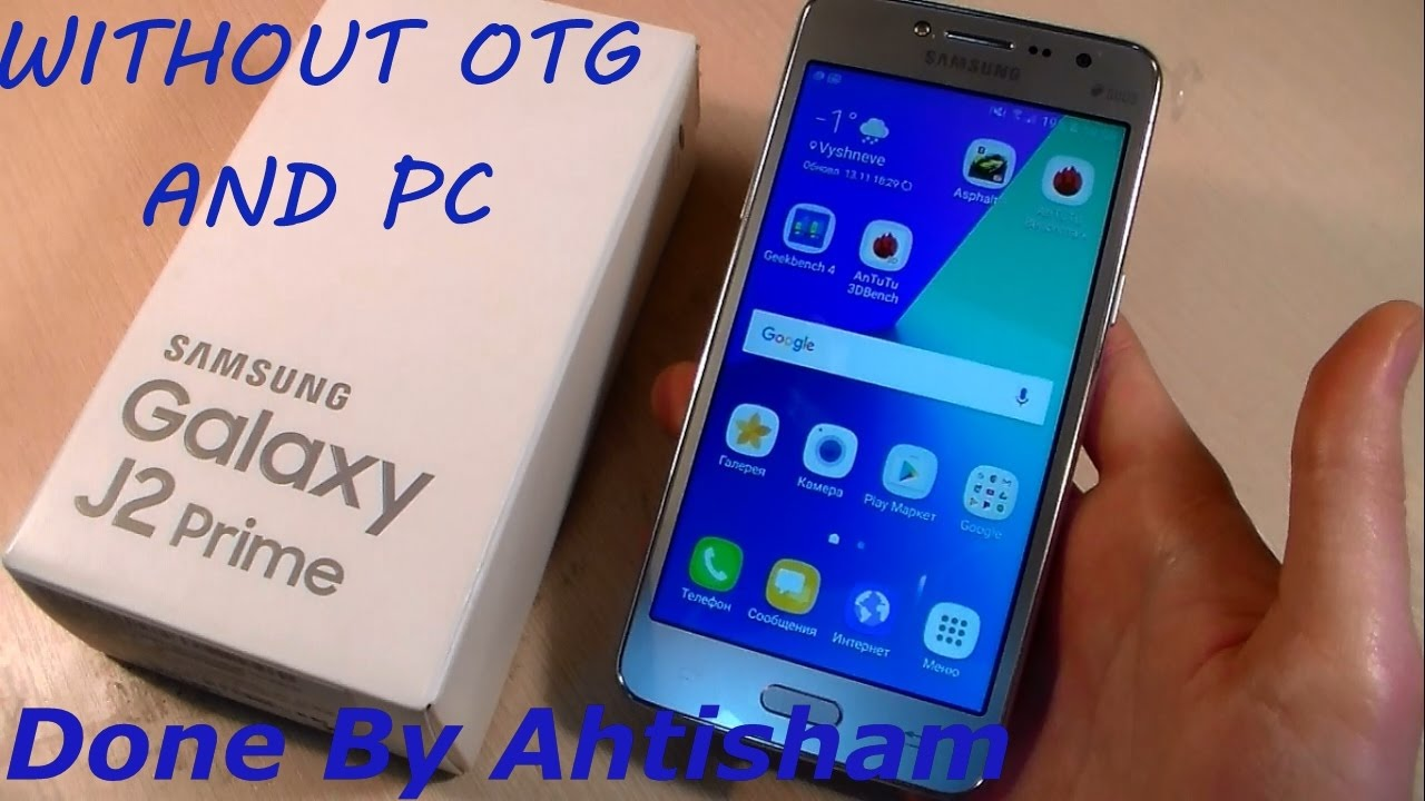 how to bypass google account on samsung G532f (without OTG and PC)