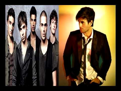 The Wanted Vs. Enrique Iglesias ft Pitbull - I Like Chasing The Sun (mash up remix)