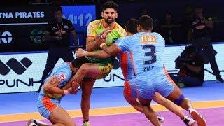 Pro Kabaddi 2018 Highlights   Bengal Warriors vs Patna Pirates   Hindi