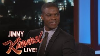 Jovan Adepo on Working with Denzel Washington