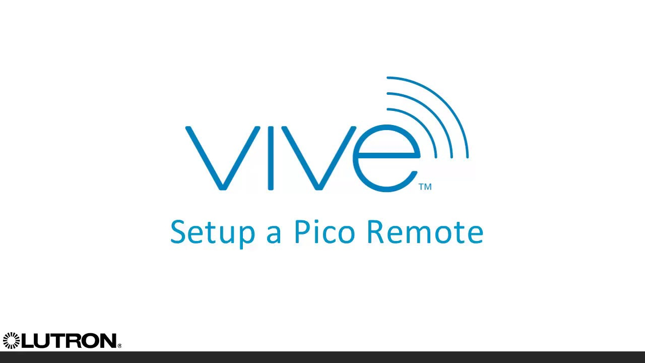 Vive Setup A Device Pico Remote Youtube Picoswitch Radio Controlled Relay Switch