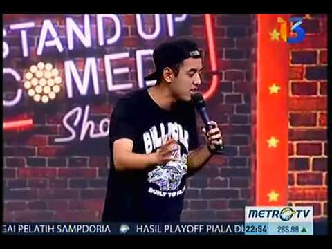 Stand Up Comedy Kemal Palevi - 20 November 2013