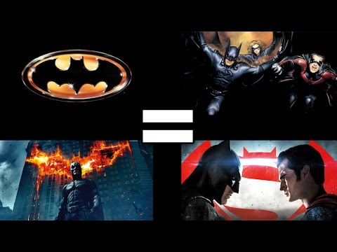 24 Reasons All Batman Movies Are The Same