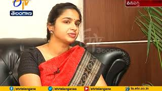 Every Voter Must Use Their Vote | Interview With Wanaparthy Dist Election Officer | Swetha Mahanthi