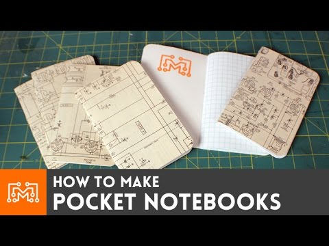 Pocket notebooks // How-To