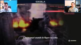 Godzilla - Everyeye.it Live Streaming