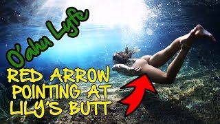 We found this EPIC tide pool (Oahu Vlog 2)