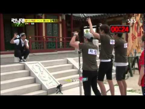 [cut] Running Man 202 : Team Film Star - Ju Ji Hoon, Ji Sung, Lee Kwang Soo