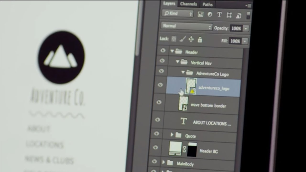 Photoshop CC 14.2 update – Linked Smart Objects