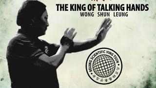 Gambar cover Wong Shun Leung: The King of Talking Hands 講手王