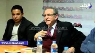بالفيديو والصور.. 'عبد المجيد'.. و'حسام عيسى' في ندوة حزب العدل عن إحياء ذكرى الثورة