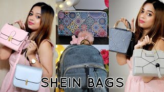 Bags Starting Rs228 | Everyday Affordable Bags | Shein Bags | Wallets, Sling Bags, Handbag, Backpack