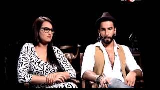 Lootera Movie special | Sonakshi & Ranveer - EXCLUSIVE INTERVIEW