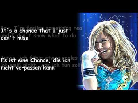 Ashley Tisdale-Goin´ Crazy (Lyrics+deutsche Übersetzung)