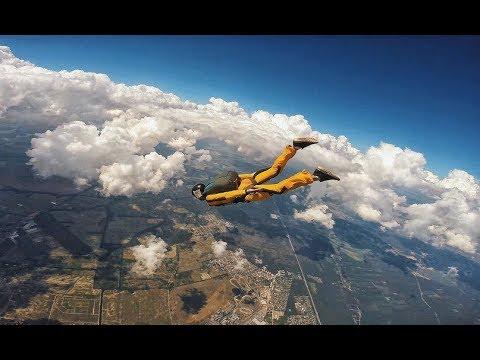 Курс AFF.Курс обучения прыжкам с парашютом