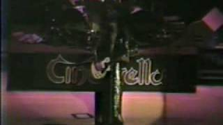 Cinderella - Jeff LaBar's Solo/Night Songs - Live in Montreal 1986