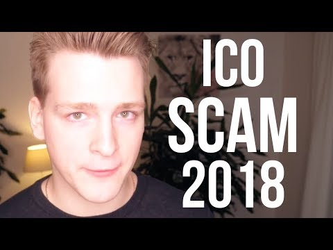 ICO Scams 2018 - Programmer explains