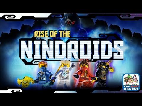 Ninjago: Rise of the Nindroids – Rescue Sensei Wu From Borg Tower