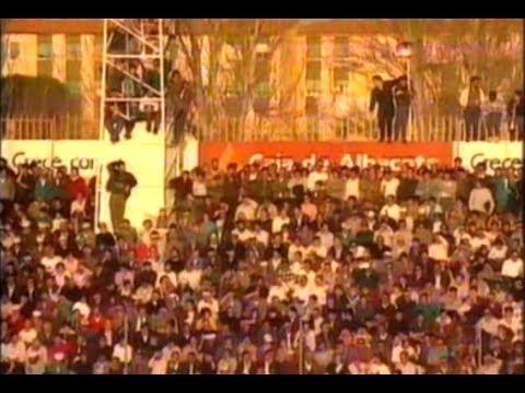 Albacete 2 - Granada 1. Temp. 89/90. Jor. 25.