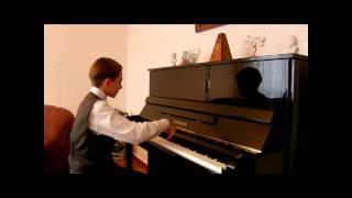 "Richard Fiege plays Ludwig v. Beethoven´s ""6 Ecossaisen"""