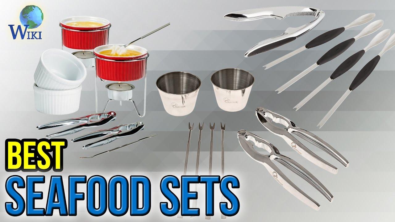 Oggi 8 Piece Seafood Set 5027.2