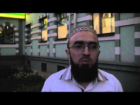 брат Масхуд из Калининграда Согласился дать интервью о своей поездке в Казань