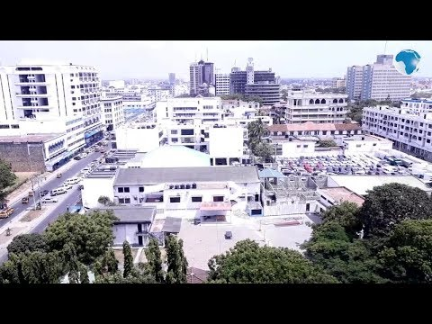 Mombasa CBD new look