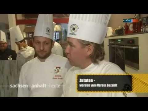 Speed-Dating am Kochtopf - Sascha Fröhlich zu Gast beim Kochverein Anhalt-Dessau