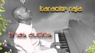 Aagaya vennilave karaoke