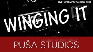 Video Puša Studios Winging it Live: Sunday Morning Coffee break download MP3, 3GP, MP4, WEBM, AVI, FLV Juni 2018