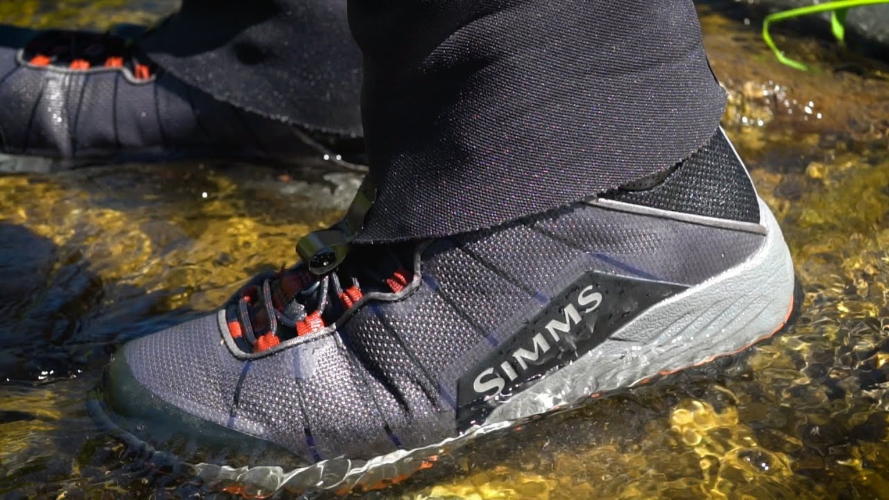 Simms FlyWeight Wading Boot Review