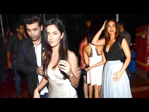 Karan Johar's DRUNK Late Night Party 2016 Full Video HD - Katrina Kaif, Ileana D'Cruz