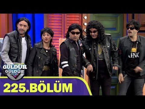 Güldür Güldür Show 225.Bölüm (Tek Parça Full HD)