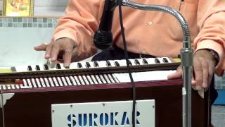 Ramesh Nayak Music Lessons Harmonium Part3 31 Dec 2014