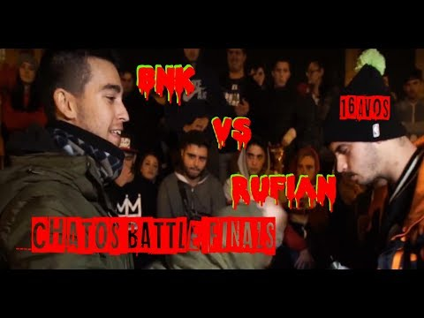 BNK vs RUFIAN - 16avos CHATO'S BATTLE Final S