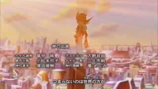 Yu-Gi-Oh! ZEXAL Japanese End Credits Season 3, Version 1 - GO WAY GO WAY by FoZZtone
