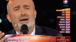 Halil Necipoğlu - Kimi Dosta Varır
