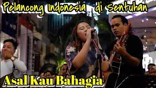 Cinta Terbaik||Bob hiburkan Pelancong Indonesia dengan lagu Cassandra