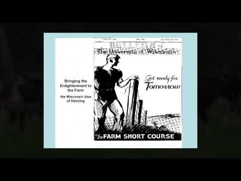 History of Dairy Farming Pt  1